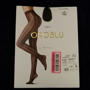 OROBLU ABSTRACT TIGHTS